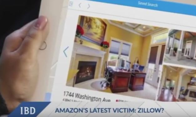 Is Zillow the Latest Victim of Amazon.com?