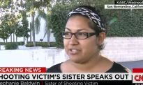 Shooting Victim's Sister Speaks Out
