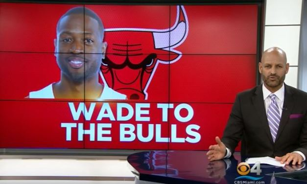 Dwyane Wade Headed Home, Leaves Heat For Bulls