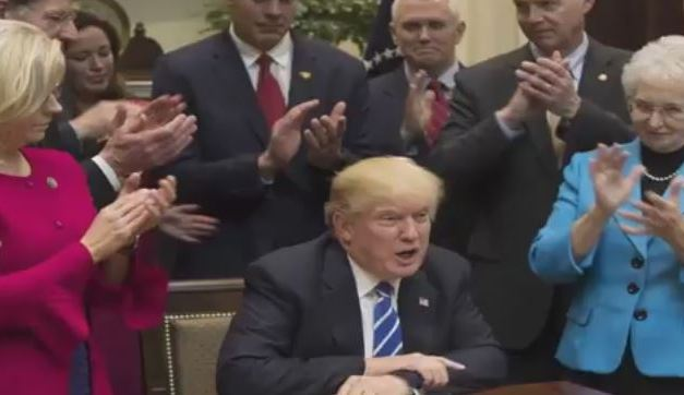 Trump Revokes 2014 Fair Pay and Safe Workplaces