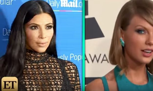 Kim Kardashian Shares Alleged Video of Taylor Swift Discussing 'Famous' Lyrics With Kanye West