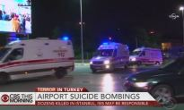 Suicide Bombers Kill 41 at Istanbul Airport