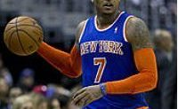 Carmelo Anthony Tossed For Punching Thabo Sefolosha In The Face