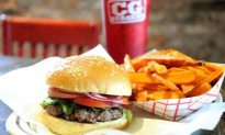 Get on down to CG Burgers for great Lunch Specials & Happy Hour all day!!!