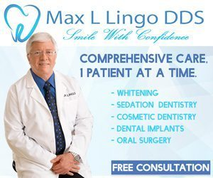Evansville dentist Max Lingo catches small problems before they become big ones