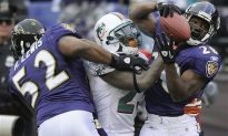 Dolphins Demmoralized in Baltimore