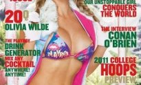 Kendra Back On The Cover Of Playboy