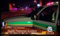 Death On Dixie Highway, Palm Beach Sheriff Runs Over Pedestrian