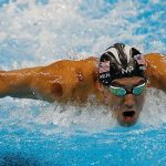 Michael Phelps Is About To Race A Great White Shark