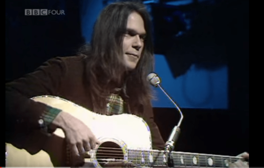 Neil Young – Old Man