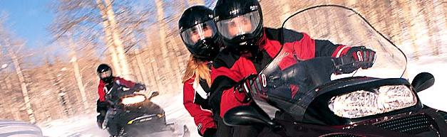 Snow-Country Snowmobile is the #1 Attraction in Okemo/Ludlow, Vermont