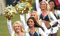 Security guard caught on video masturbating on sidelines to Chargers cheerleaders