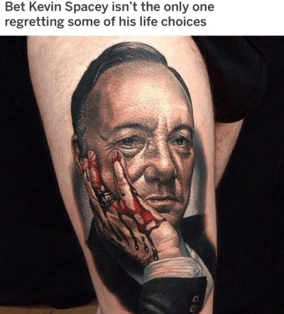 Kevin Spacey Bad Decision