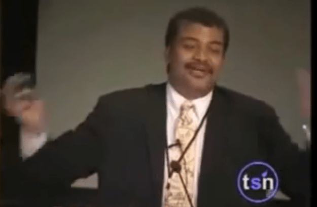 Neil deGrasse Tyson Destroys Religion and Intelligent Design in Four Minutes Flat