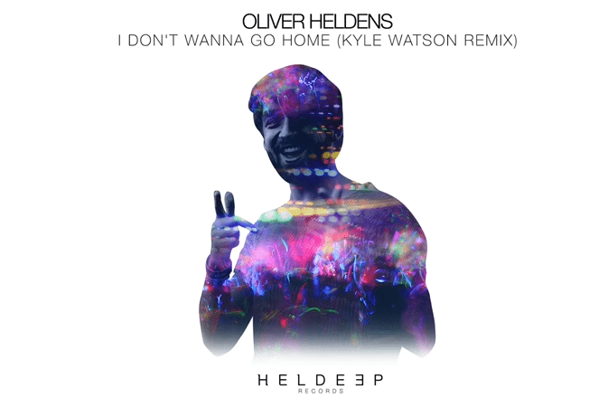 Oliver Heldens – I Don't Wanna Go Home #Remix