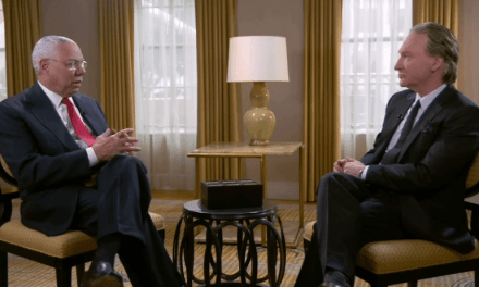 General Colin Powell on Real Time with Bill Maher