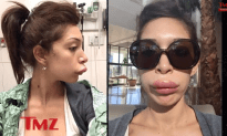 Farrah Abraham's Lips Look Absolutely Ridiculous