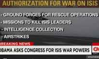 President Obama Asks Congress to Declare War on ISIS