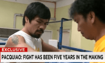 We Are Only Two Months From the Pacquiao Mayweather Fight