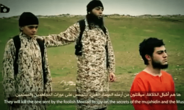 New ISIS Video Shows Child Soldier Shooting an Israeli Man Point Blank in the Head