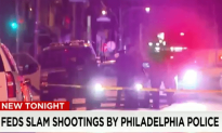 Justice Department is All Over the Philadelphia Police for Excessive Shootings