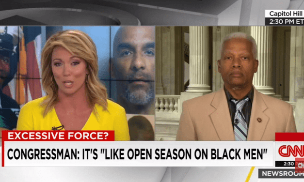 "U.S. Congressmen – ""It's Like Open Season on Black Men"""