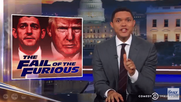 The Playa-Hater Phenomenon: The Daily Show