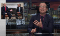 John Oliver Weighs in On President-elect Donald Trump