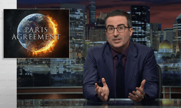 Paris Agreement – John Oliver