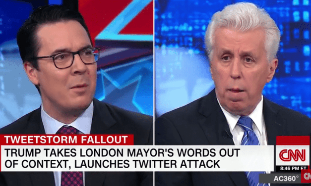 Jeffrey Lord – Will Defend Anything Trump Does