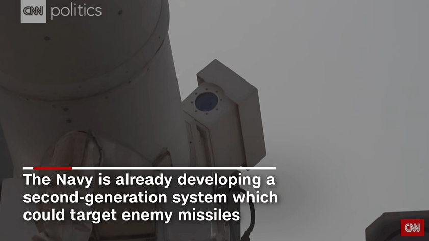GET WISE: The Navy's New Laser Weapon