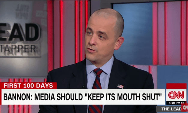 "Evan McMullin Says Trump is Playing From an ""Authoritarian Playbook"""
