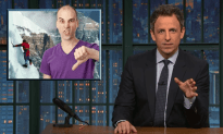 "Seth Meyers – Closer Look at Trump's ""Alternative Facts"""