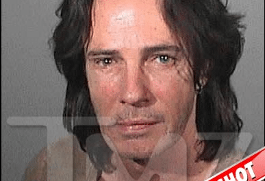 Does This Look Like The Face Of An 80's Pop Star Busted For Driving Drunk?