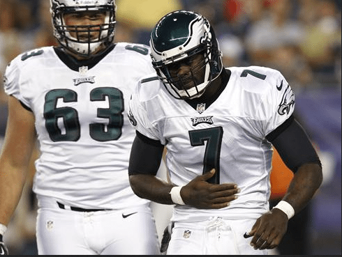 Michael Vick: 80% Healthy, Won't Change the Way He Plays