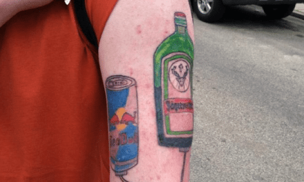 Is This the Worst Tattoo Ever?