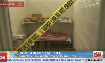 Inside Jodi Arias's Jail Cell