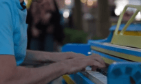 One More Reason Why NYC is Awesome – Public Pianos