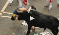 Running With the Bulls 2013 – Three Men Gored