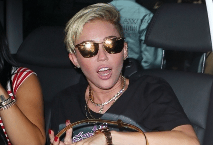 Mily Cyrus is Letting it All Hang Out (32 Pics)