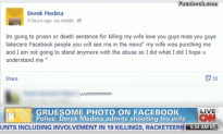 Derek Medina Killed His Wife and Then Posted it to Facebook