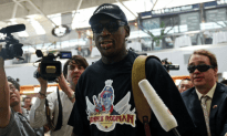If Kim Jung Un Is Not a Pussy, He Will Put Dennis Rodman in a Hard Labor Camp