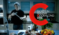 GET WISE: How to Chop an Onion with Gordon Ramsey