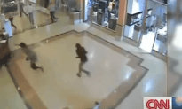 Video From Inside the Nairobi Mall Attack (Warning Graphic)