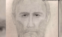 Sketch of the DC Serial Killer on the Loose