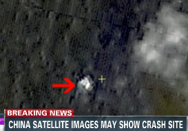 Chinese Satellites May Have Found The Missing Malaysian Airliner