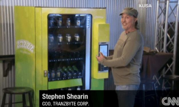 Pot Vending Machines Coming to a Colorado Near You