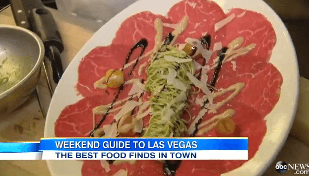 Who Has The Best Food in Las Vegas?