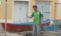 It's The World Cup! Here Are Some Awesome Trick Shots!