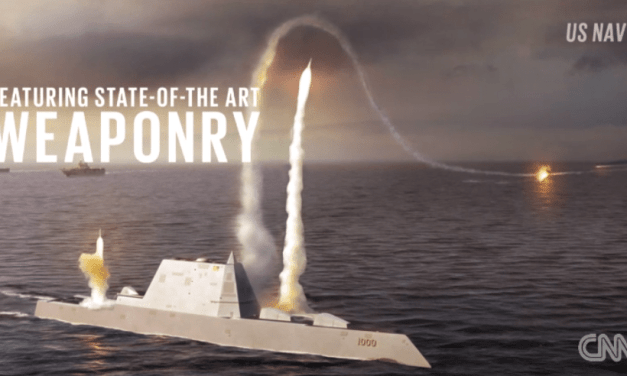 Meet The U.S. Navy's 3 Billion Dollar Killing Machine